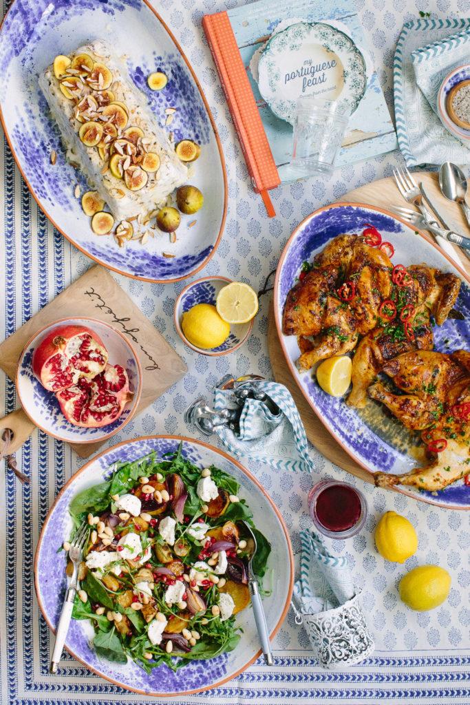 Portuguese feast